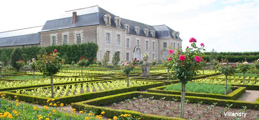 Séjour sur la loire à vélo, de orléans à saumur en passant par le chateau de villandry